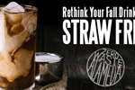 Straws Fall Rethink Your Fall Drink